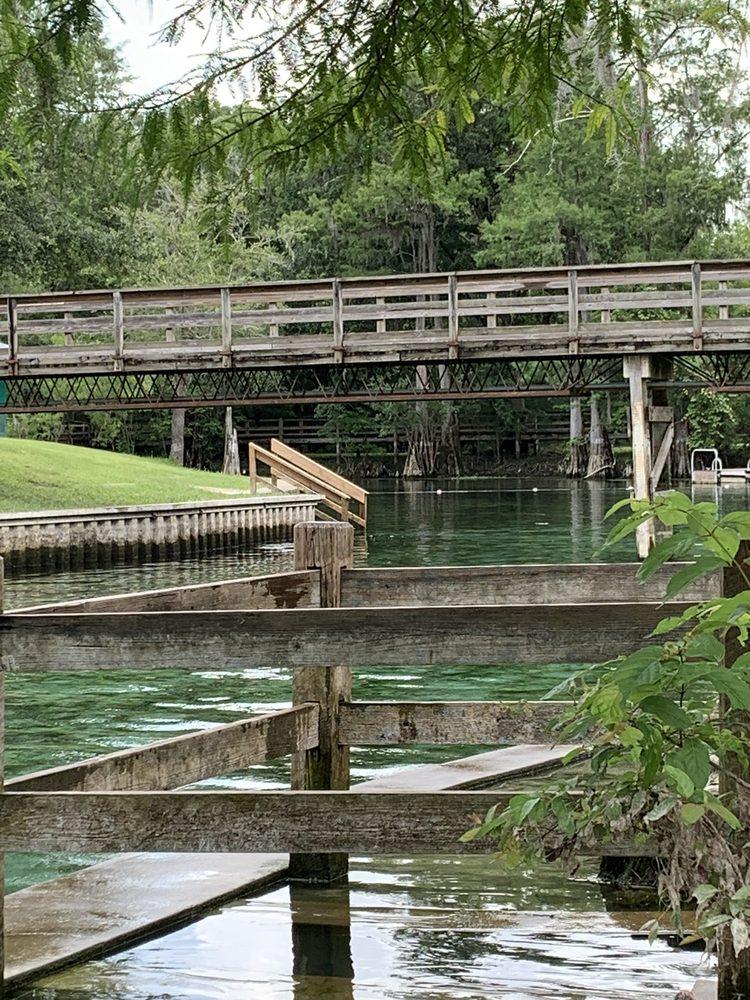 Hart Springs Park: 4240 SW 86th Ave, Bell, FL