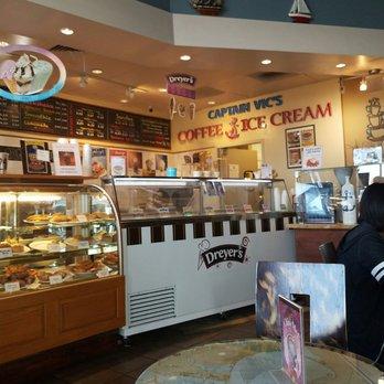Captain Vic S Coffee And Ice Cream