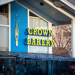 Crown Bakery Cafe Worcester Ma