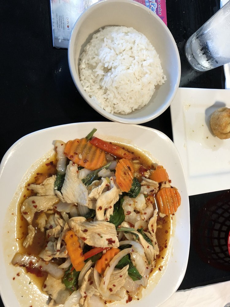 A Taste of Thai: 6549 W Hwy 22, Crestwood, KY