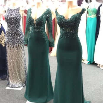 Tiendas de vestidos de fiesta en huntington park