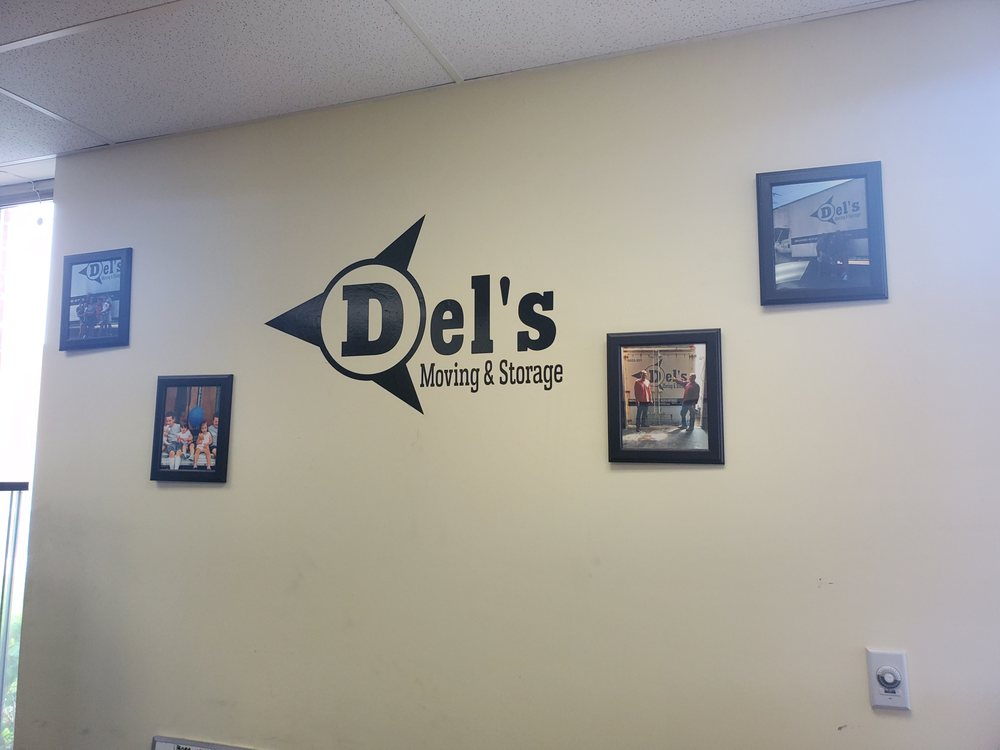 Del's Moving and Storage: 5430 Dansher Rd, Countryside, IL