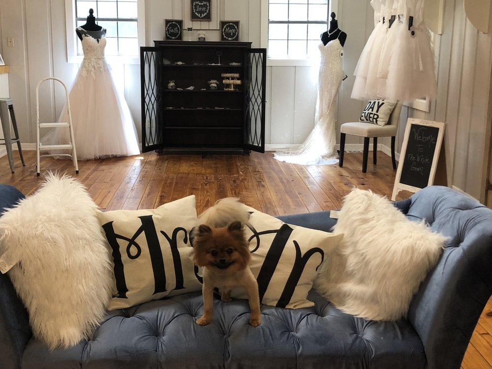 The White Gown: 1293 Myrtle Springs, Texarkana, TX