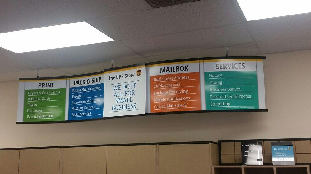 The UPS Store: 7941 Katy Frwy, Houston, TX