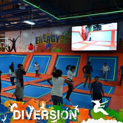 jump in amusement parks av río churubusco 1072 mexico cdmx