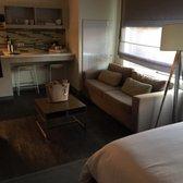 Photo Of Element Lexington Ma United States Sitting Area And Kitchen
