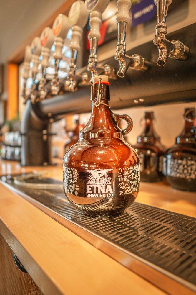 Etna Brewing: 131 Callahan St, Etna, CA