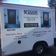Door Conversion arrives ... & Door Conversions - 51 Photos - Door Sales/Installation - Rocklin ... pezcame.com
