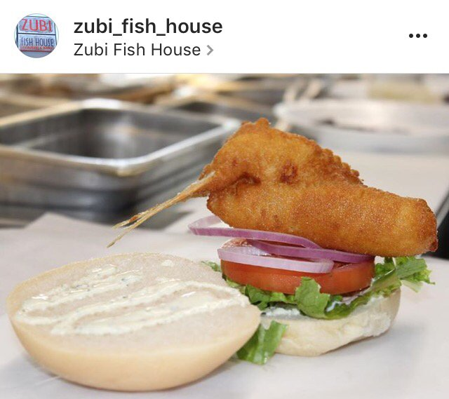 Zubi fish house 28 35 5700 nw 2nd ave for Aaa fish house