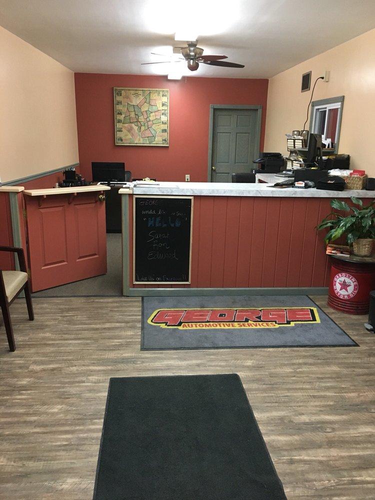 George Automotive Services: 533 Jacobs Aly, Danville, PA