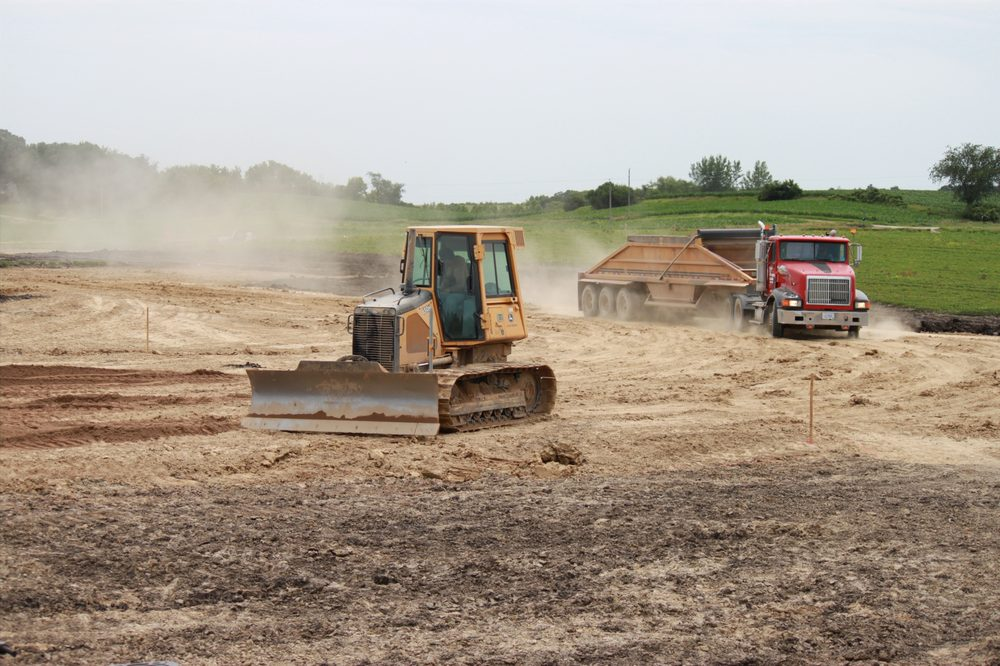 Timm's Trucking & Excavating: 24366 Holland Ave, Morristown, MN
