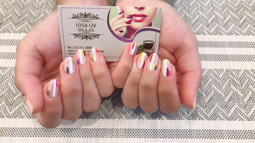 1058 UV Nail Spa: 1058 3rd Ave, New York, NY