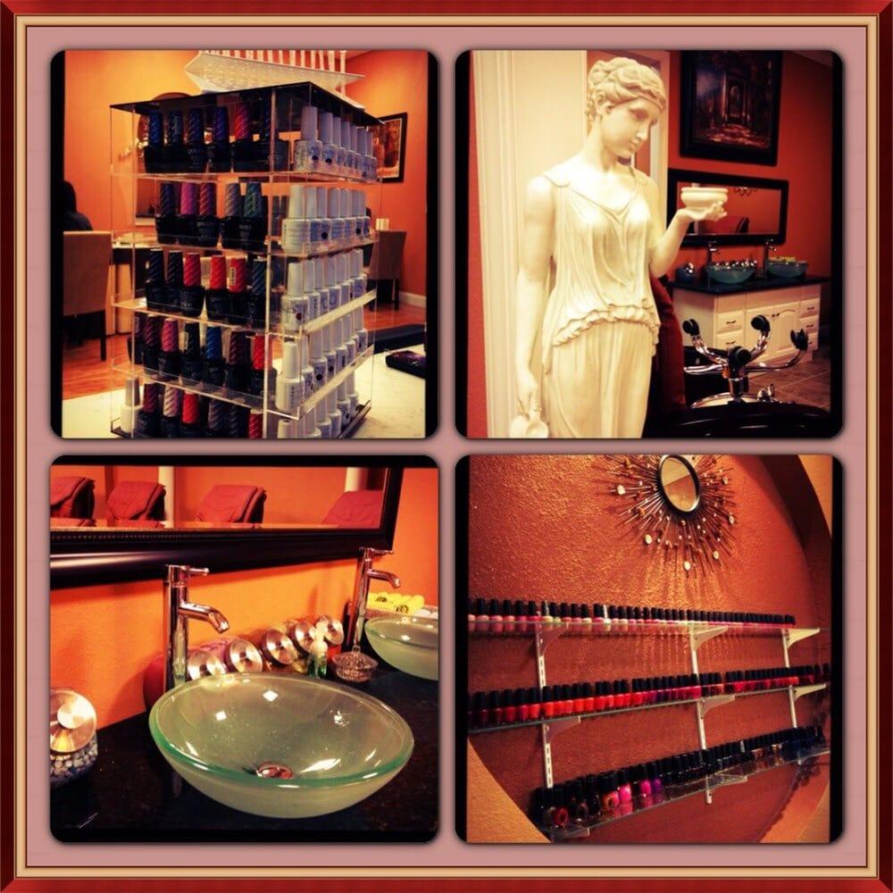 Cosmo Nails & Spa: 465 S Mt Auburn Rd, Cape Girardeau, MO