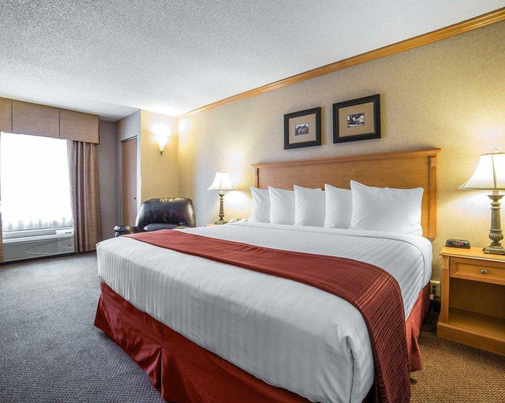 Quality Inn & Suites: 821 North Poplar, Casper, WY