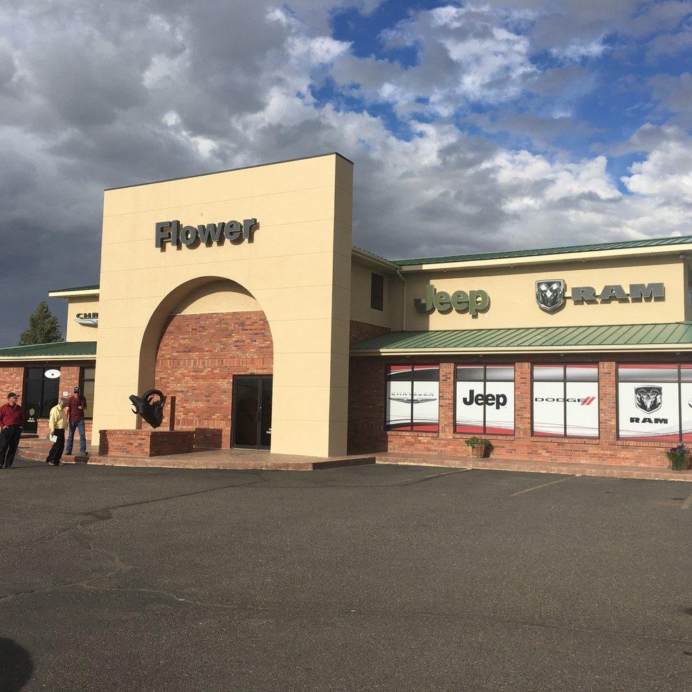 Flower Motor Company In Montrose Colorado Chrysler Dodge