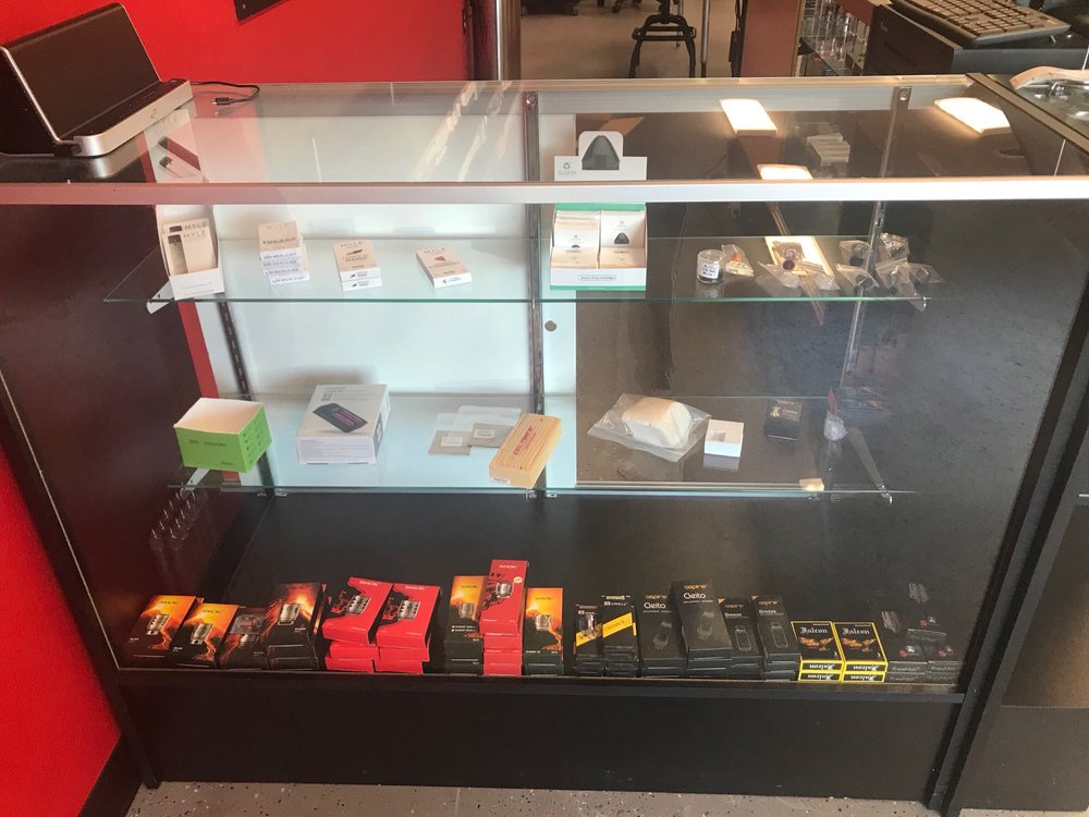 Vape-It: 662 W Pullman Rd, Moscow, ID