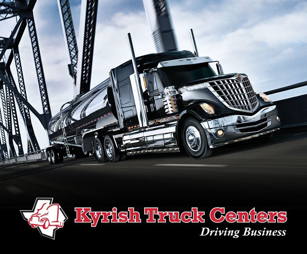 Kyrish Truck Center of Houston