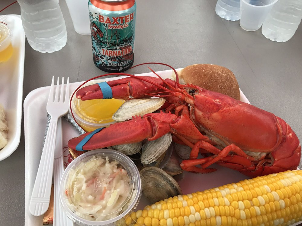 The Lobster Shack: 1076 Newbury Neck Rd, Surry, ME