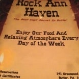 The Rock Ann Haven: 141 Greenwood Dr, Butler, PA