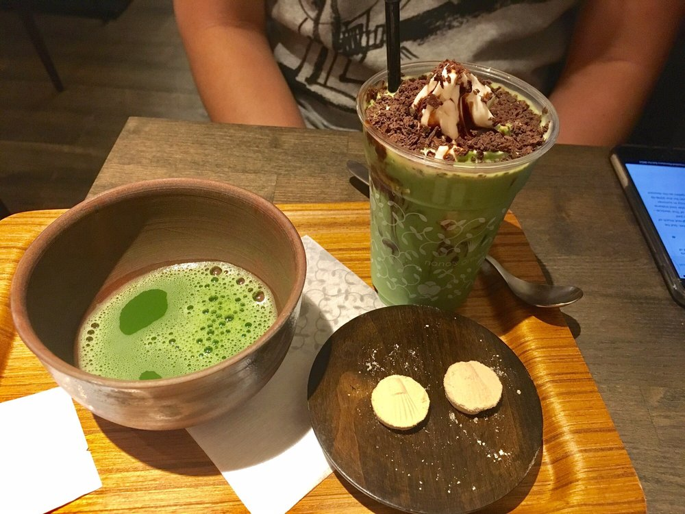 Nana's Green Tea Aeon Mall Kyoto