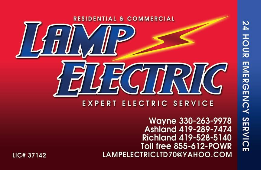 Lamp Electric: Mansfield, OH