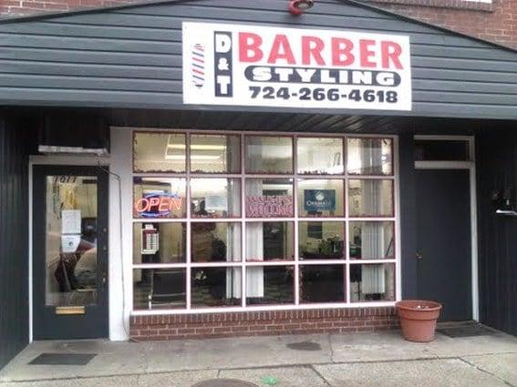 D & T Barberstyling: 1011 Merchant St, Ambridge, PA