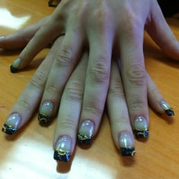Photos for nail art studio yelp photo of nail art studio westlake oh united states color french with prinsesfo Images