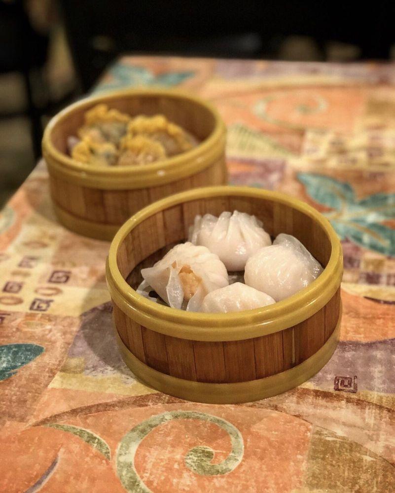 Food from Dim Sum Oriental Cuisine