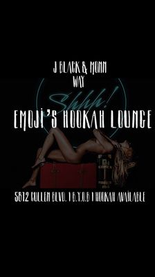 Emoji's Hookah Lounge 5812 Cullen Blvd Houston, TX Hookah Bars