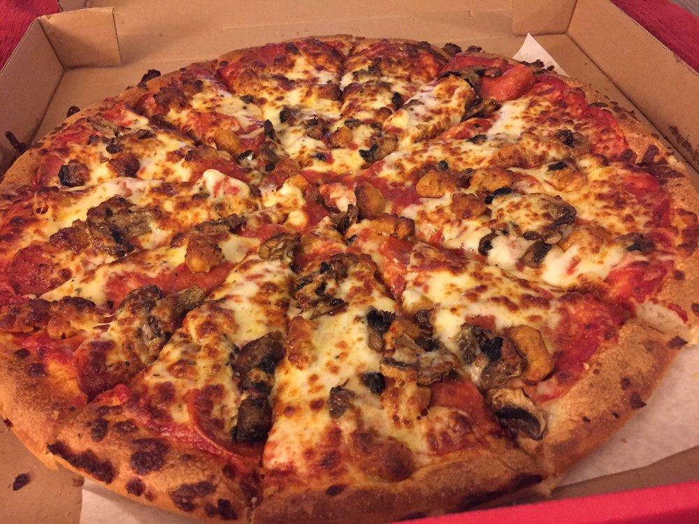 Westside Pizza: 555 S Main St, Colville, WA