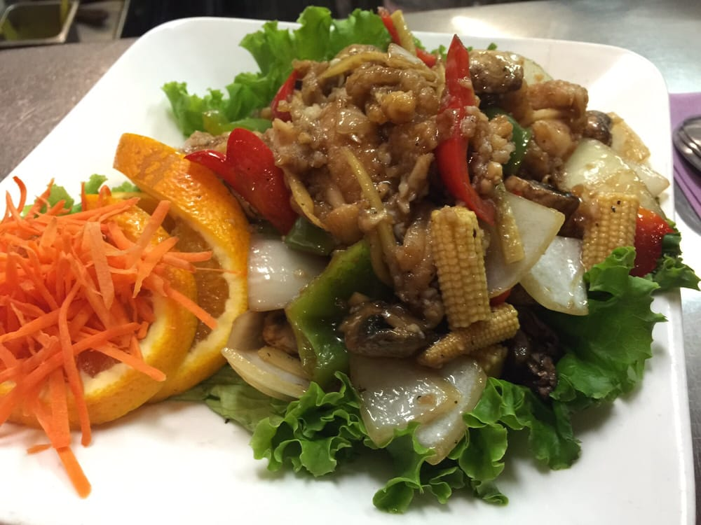Tasty yelp for Amarin thai cuisine