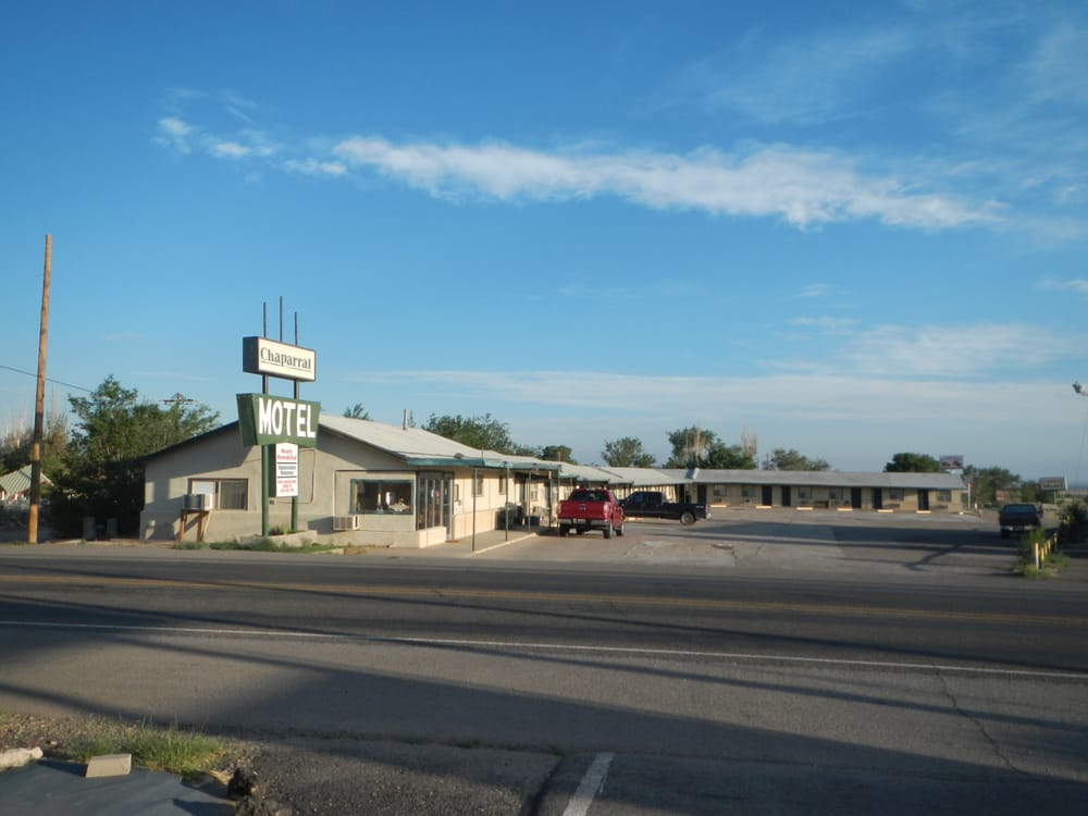 Chaparral Motel: 102 Central Ave, Carrizozo, NM
