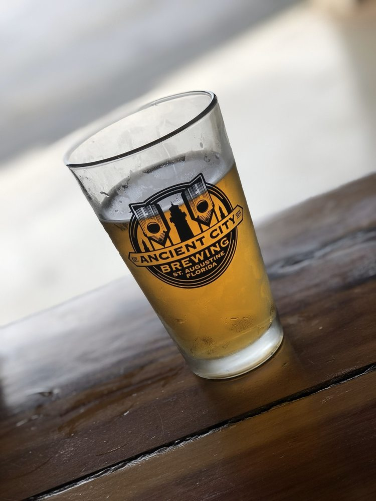 Ancient City Brewing: 3420 Agricultural Center Dr, St. Augustine, FL