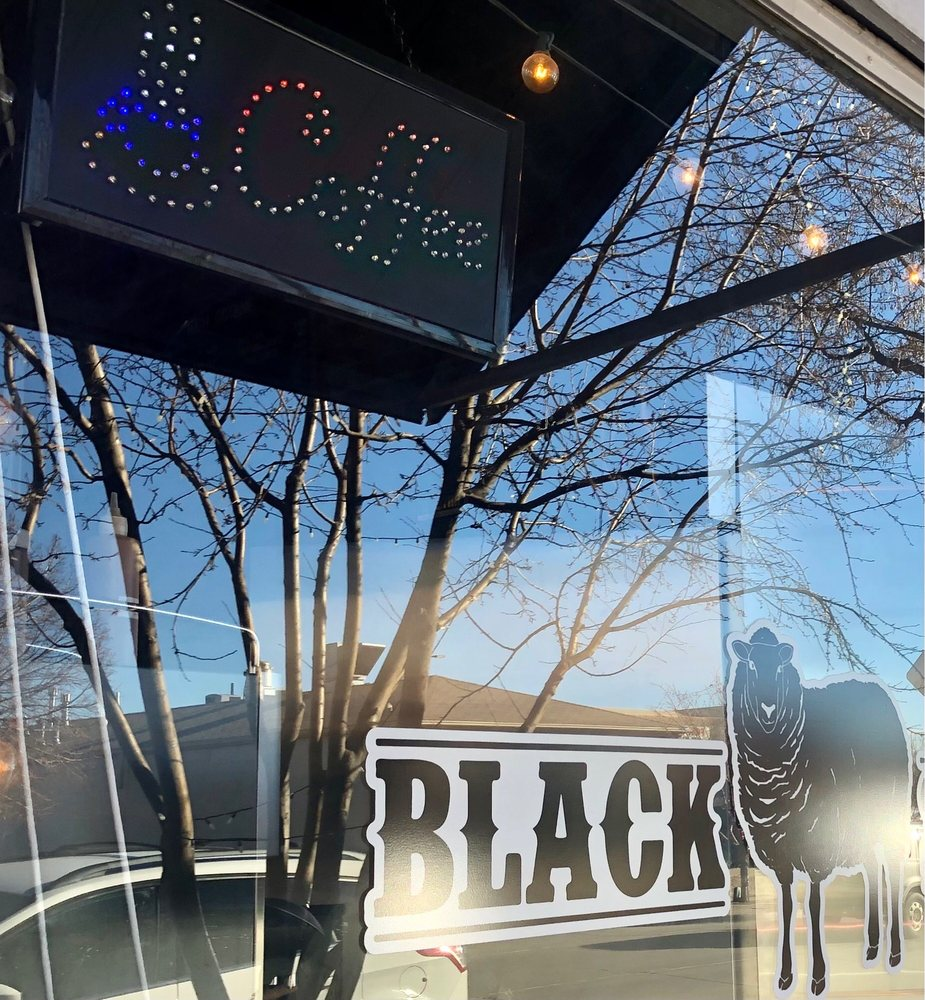 Black Sheep Coffee: 195 S Parish Ave, Johnstown, CO