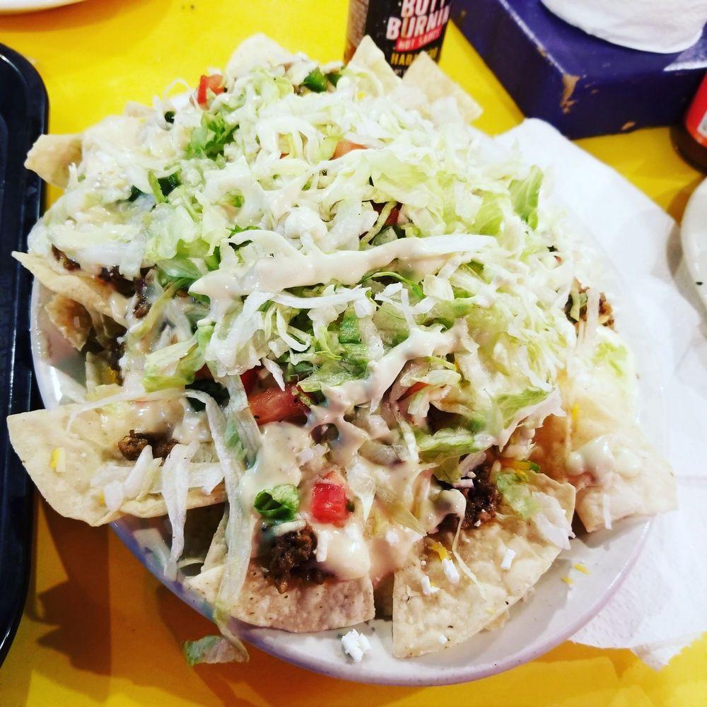 Fuzzy's Taco Shop: 414 S Mill Ave, Tempe, AZ