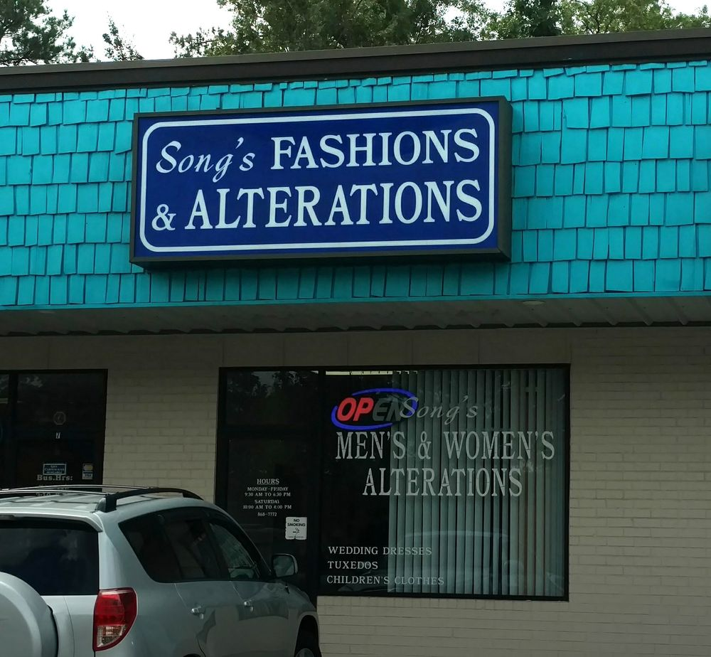 Song's Fashion & Alterations: 104 S Belair Rd, Augusta, GA