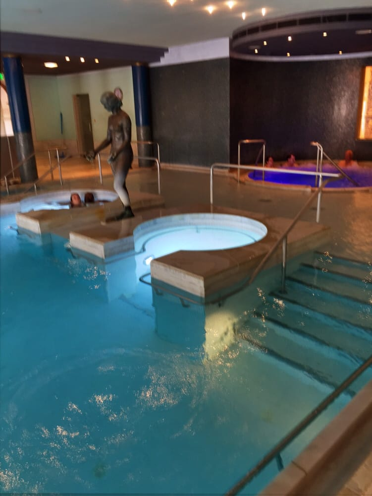 Hot tubs 36 degrees Celsius big indoor pool - Yelp