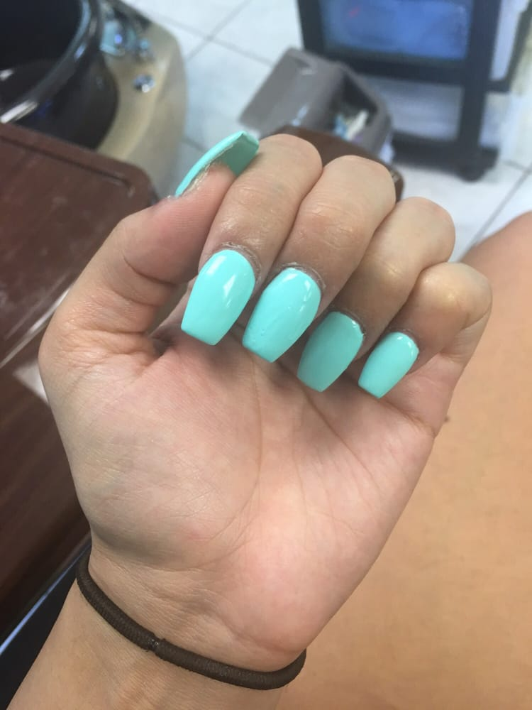 Does this look freshly done ?!?! - Yelp