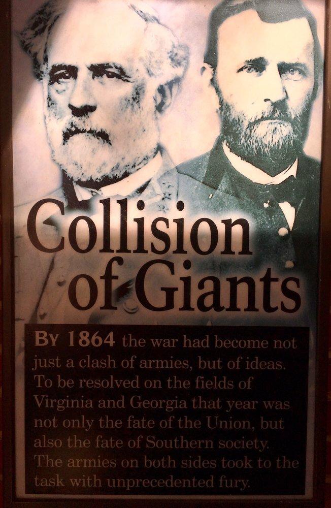 Wilderness Battlefield: 35347 Constitution Hwy, Locust Grove, VA