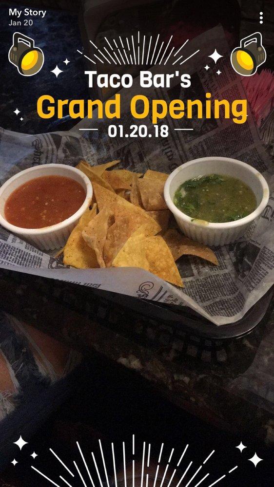 Taco Bar: 701 N Avasolo St, Rio Grande City, TX