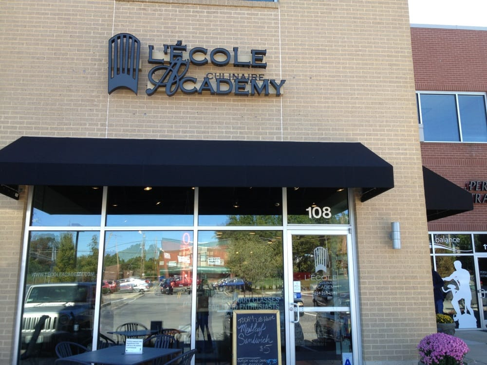 L'Ecole Culinaire Academy: 9200 Olive Blvd, Olivette, MO