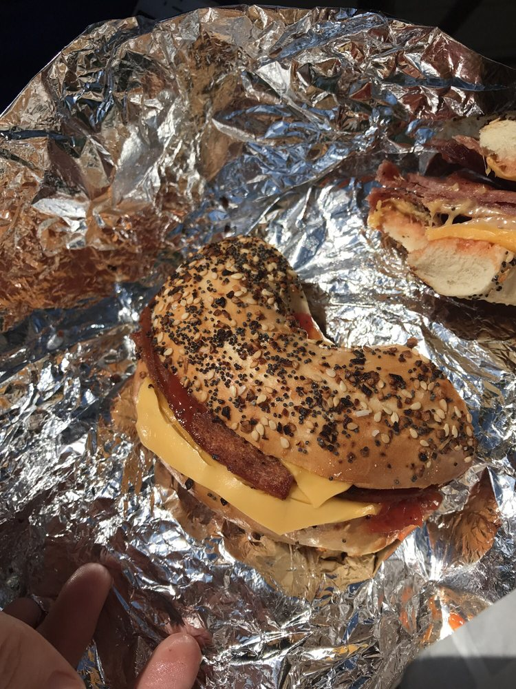 Firehouse Bagel Company: 332 US Hwy 206, Branchville, NJ
