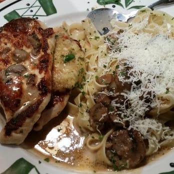 Photo Of Olive Garden Italian Restaurant   Manchester, CT, United States.  Stuffed Chicken
