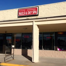 Luxury nails day spa nail salons 3636 ramsey st for 777 nail salon fayetteville nc