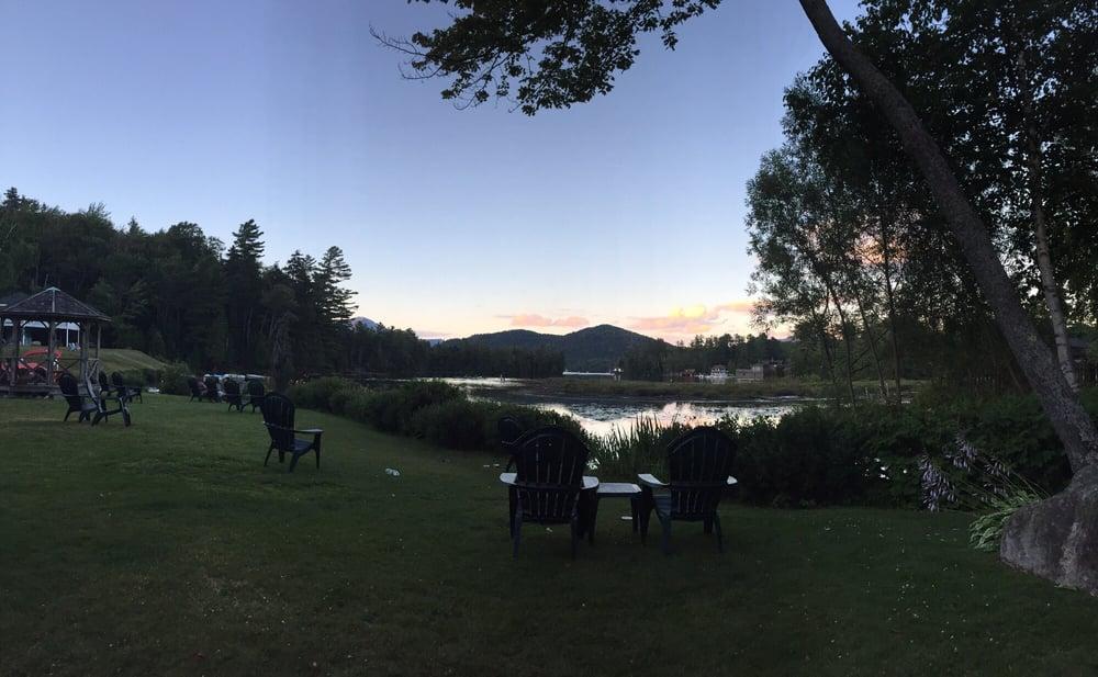 Wildwood On The Lake Motel Lake Placid Ny