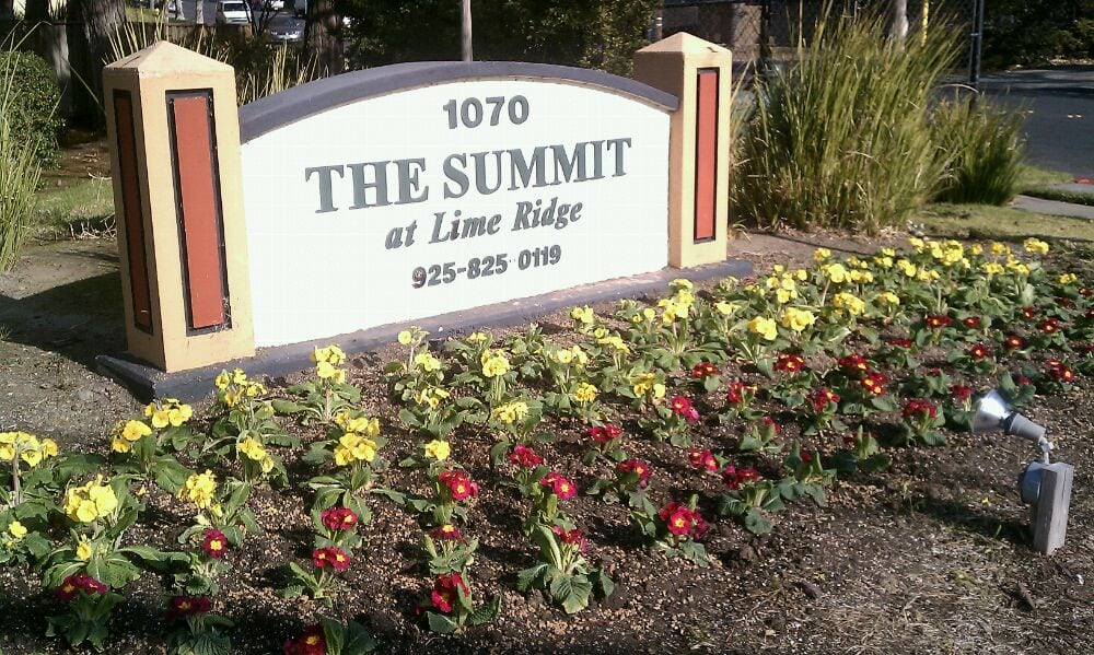The Summit At Lime Ridge Apartments Concord Ca