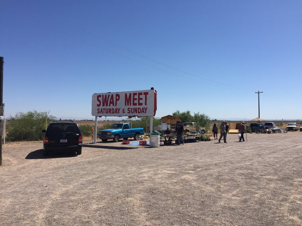 Coolidge Swap Meet: 4238 E Wilshire Ave, Coolidge, AZ