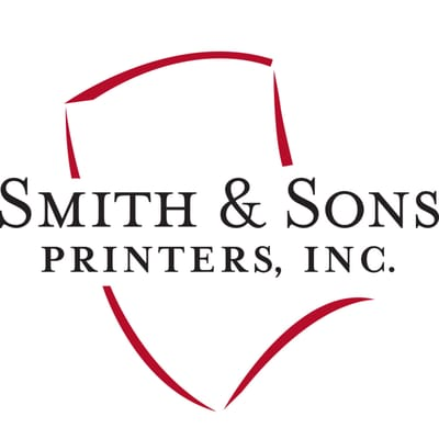 Smith sons printers printing services 6403 rutledge pike photo of smith sons printers knoxville tn united states reheart Gallery