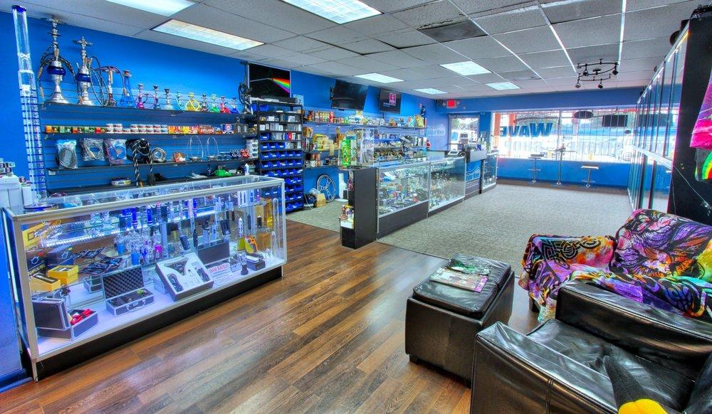 Vapor Wave Miami Smoke Shop: 7245 SW 24th St, Miami, FL