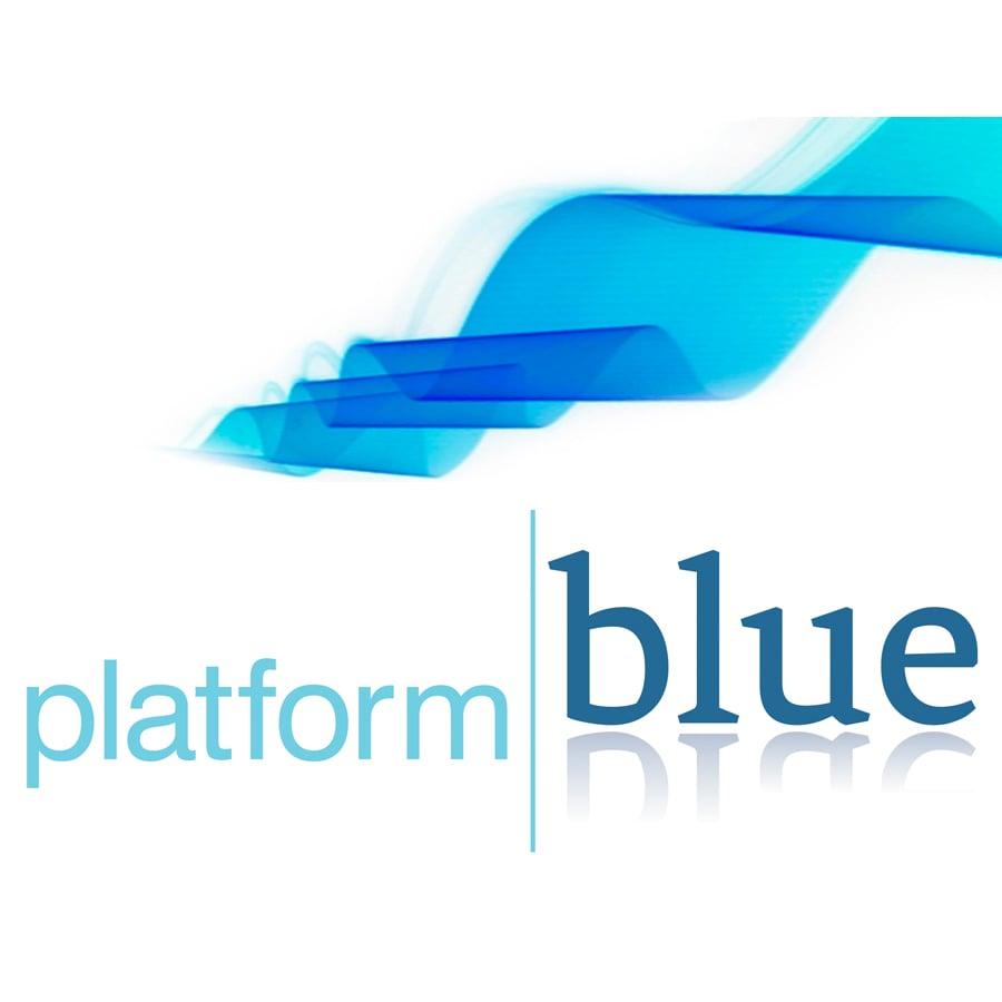 Platform blue